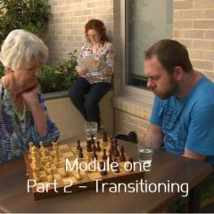 [Module 1] Part 2 – Transitioning