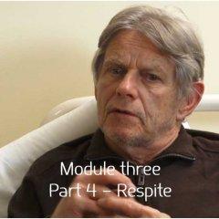 [Module 3] Part 4 – Respite