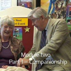 [Module 2] Part 1 – Companionship