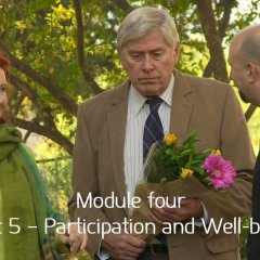 [Module 4] Part 5 – Participation and Well-being
