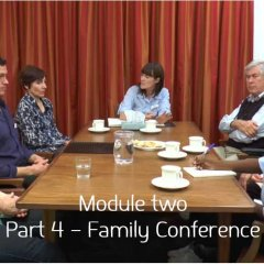 [Module 2] Part 4 – Family Conference